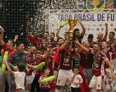 Bicampeão da Taça Brasil 2019