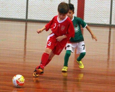 Celeiro de craques da Escolinha de Futsal do Atlântico