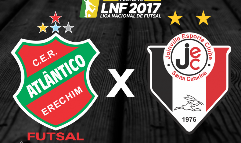 1 CONVITE JOGO ATLÂNTICO X JOINVILLE - 14 OUTUBRO - PLAYOFFS LNF
