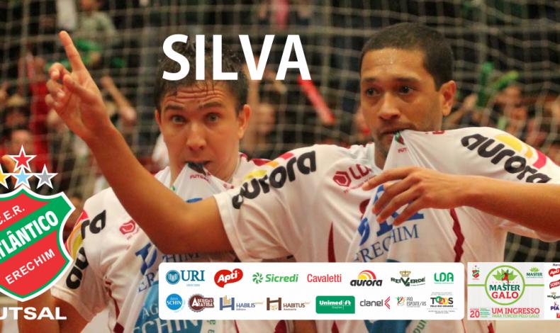 Atletas 2018  - SITE contratações SILVA