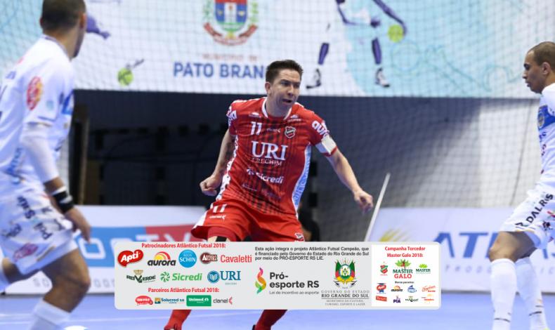 Site convite jogo Pato Branco