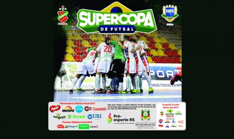 supercopa time
